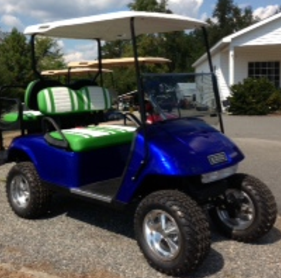 Golf Car Lake Gaston